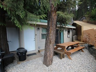 The Studio Is A Modern Comfy Studio Style Cabin Great For Couple Get Away.