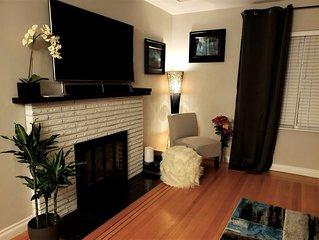 Comfort & Convenience with bonus Sauna/Theater/Fitness Equipment