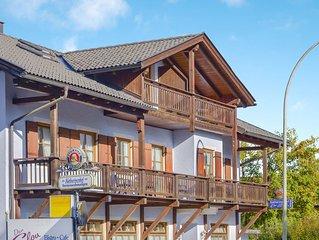 """Wunderschöne Katharinenhof Ferienwohnung """"Hausberg"""" mit Balkon, Bergblick und WL"""