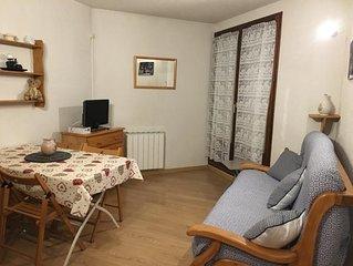 Appartement Barcelonnette, 2 pièces, 4 personnes