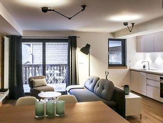 Appartement T2 Les Soldanelles