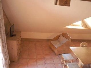 Appartement Pra-Loup, 2 pièces, 8 personnes