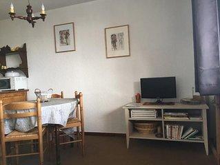 Appartement Pra-Loup, 1 pièce, 6 personnes