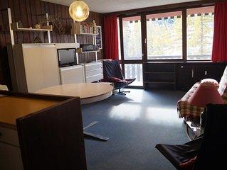 Appartement Pra-Loup, 2 pièces, 6 personnes