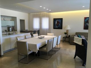 INCREDIBLE Kosher Flat in the Heart of Jerusalem!