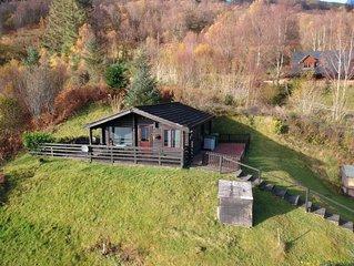 Ferienhaus Highand Lodges in Invergarry - 4 Personen, 2 Schlafzimmer
