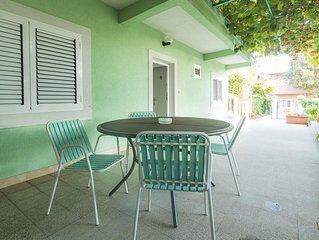 2 Zimmer Unterkunft in Zadar