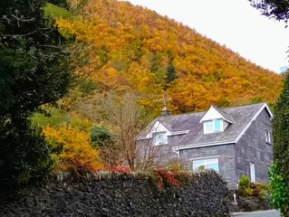 Old Rectory Cottage, near Betws y Coed in Snowdonia National Park. Dog friendly