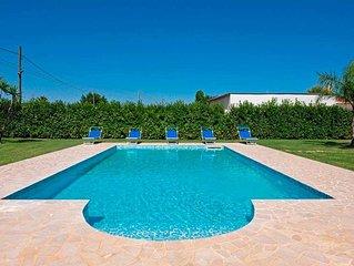 Villa Orange + spiaggia privata + pasto