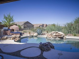 KABINO: New Rental near Superstition Mtns! Gorgeous Pool Oasis! Hiking trails! W
