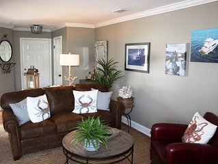 Renovated Canal Front Condo - Buccaneer Village 415