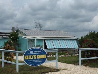Kelly's Kabin private cottage on Summerland Key