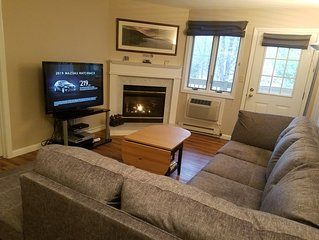 Loon Condo-Wifi,Fp,AC,Pools,Hot Tubs,Gym-No Cleaning or Resort Fees-Save 30-40%