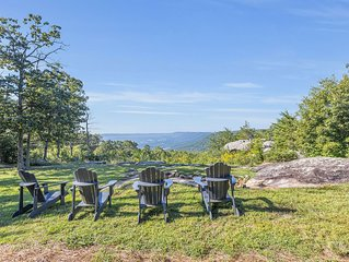 McLemore Lodge with breath-taking views!