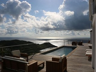 3 bedrooms villa with Panoramic View - private pool