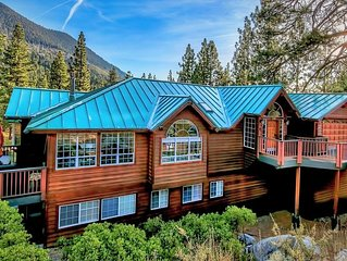 Private 8BR/6.5 BA, Gorgeous Views, 6 King Suites, Near Heavenly, Sleeps 20