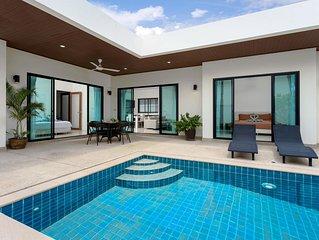 Big Buddha View 3br Pool Villa by Intira