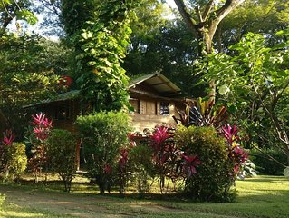 Casa Pitayha · For Nature Lovers and Surfers · Walking distance to Beach & Town
