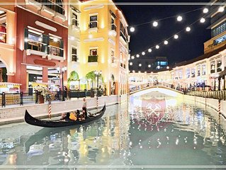 Venice Luxury Residences Fiorenzo Studio W/ Balcony-BGC-Grand Canal Mall