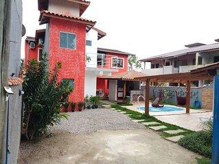 Casa em IlhaBela para Reveillon, Férias .