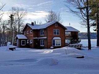 White Mountain Lakefront Retreat