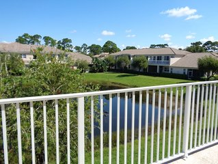 Vacation Paradise Florida - PGA Village - Golf - Relax and enjoy the ocean