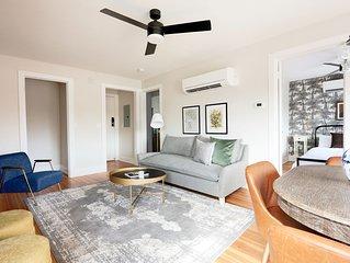 Sonder   The Essex   Beautiful 1BR + Sofa Bed