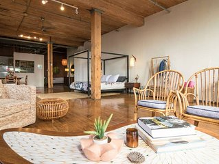 217 Lafayette · ❤️ Amazing Loft in Detroit's Hippest Neighborhood