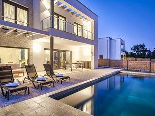 Villa Monte Palma  '2km to the sea'Infinity pool'Nature'