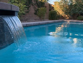 Calypso Desert Retreat~private pool & spa!  BRAND NEW LISTING!
