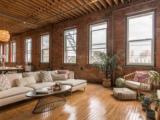 316 Lafayette · Industrial-Chic by Definition ❤️ Downtown Views