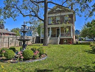 NEW! Historic Catskill Village Home, Walk to River