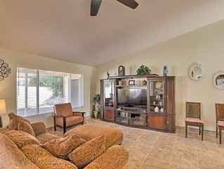 NEW! N. Tucson Home w/Patio by Catalina St. Park!
