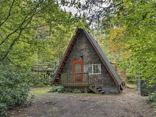 NEW! Remodeled Cottage, Near Olympic Nat'l Forest!