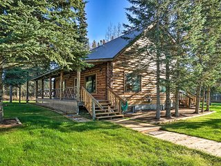 NEW! Cozy Kenai Cabin, Great for Groups + Families