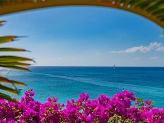 3BR, Oceanfront, Private Residence 505 at The Ritz-Carlton, Grand Cayman