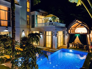 Nirvana Platinum Pool Villa 7 Beds