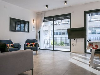 Pres de la plage 3 chambres  tres grand appartement