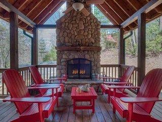 Wilderness Way- Beautiful Mountain Views   Outdoor Living   Master on Main