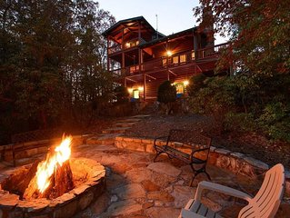 Higher Ground- Secluded | Wraparound Porch | Fire Pit | Aska Adventure Area