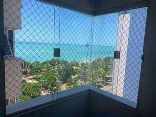Beira Mar em Pajuçara- Maceió ( 2 quartos )