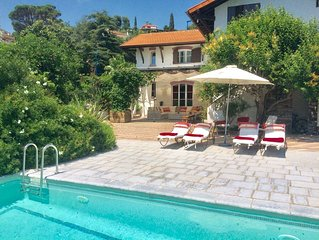 Villa In Mandelieu, Alpes -maritime With Private Pool
