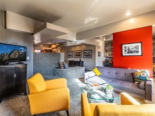 *NEW 5 STAR* Elegant and spacious contemporary condo, in historic Downtown SLC