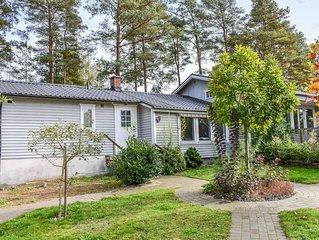 4 Zimmer Unterkunft in Sjöbo