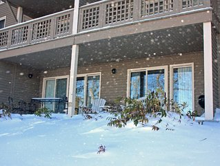 Winter Ski Get-Away. 2 BR/2 BA Condo. Resort Passes.