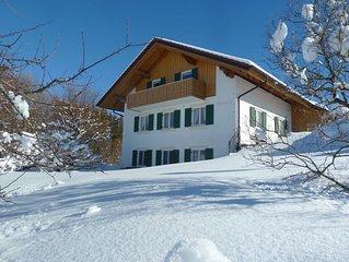 Ferienwohnung/App. für 4 Gäste mit 55m² in Bad Kohlgrub (116868)