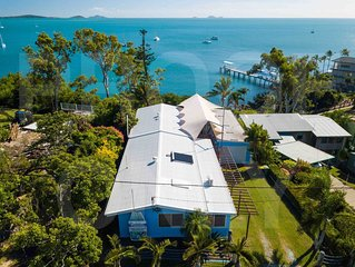 Airlie Beach House aka 'The Boathouse' o|--)