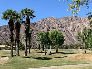 PGA West 2 Bedrm. Santa Rosa Mtn. & Fairway Views