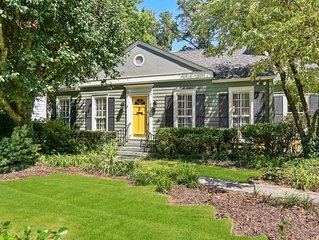South Buckhead Cottage Walking Distance to Beltline in Collier Hills