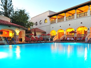 Sedona Resort Stay with Onsite Spa and Outdoor Heated Pool